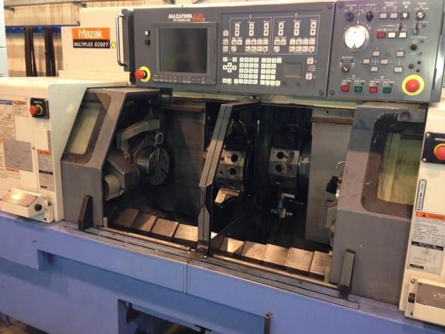 mehr Bilder Drehmaschine Mazak Multiplex 6200 Y