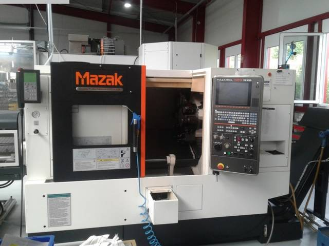 mehr Bilder Drehmaschine Mazak QT Nexus 200 II MY