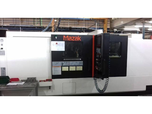 mehr Bilder Drehmaschine Mazak QT Smart 300 M