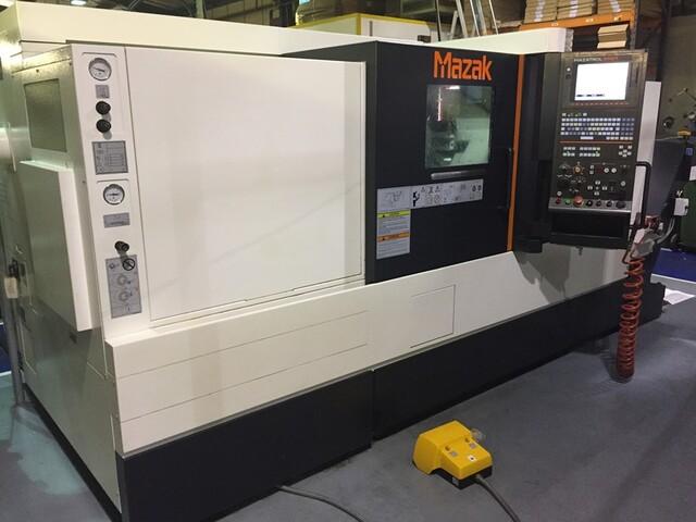 mehr Bilder Drehmaschine Mazak QT Smart 350 M x 1250 U