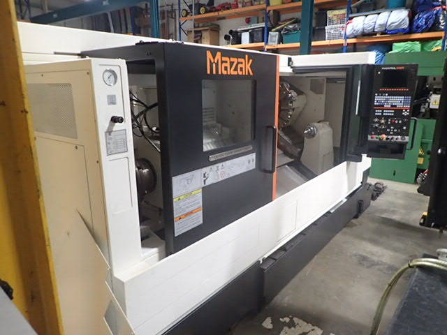 mehr Bilder Drehmaschine Mazak Quick Turn Smart 350