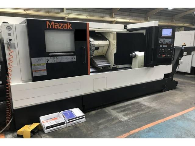 mehr Bilder Drehmaschine Mazak Quick Turn Smart 350 - 1250 U