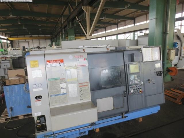 mehr Bilder Drehmaschine Mazak SQR 200 M