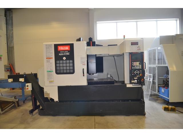 mehr Bilder Fräsmaschine Mazak VCN 510 C