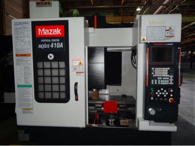 mehr Bilder Fräsmaschine Mazak VC Nexus 410 A