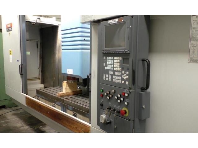 mehr Bilder Mazak VTC 200 C, Fräsmaschine Bj.  2000