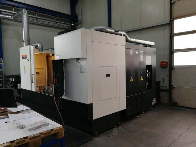 mehr Bilder Mazak VTC 300 C, Fräsmaschine Bj.  2013