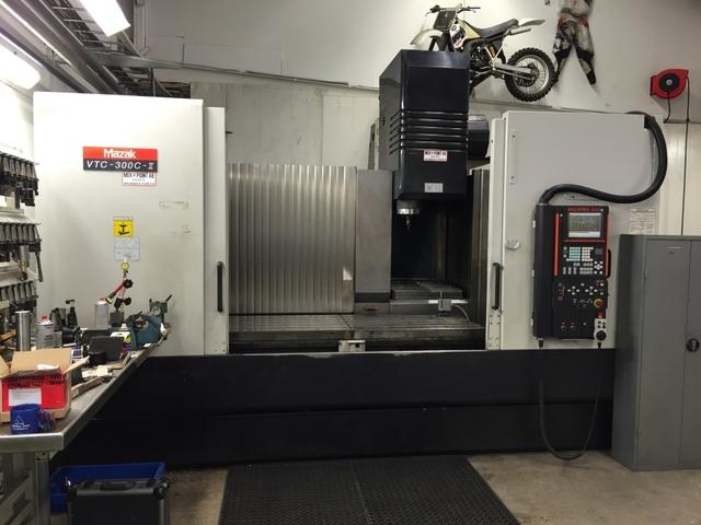 mehr Bilder Fräsmaschine Mazak VTC 300 MK II