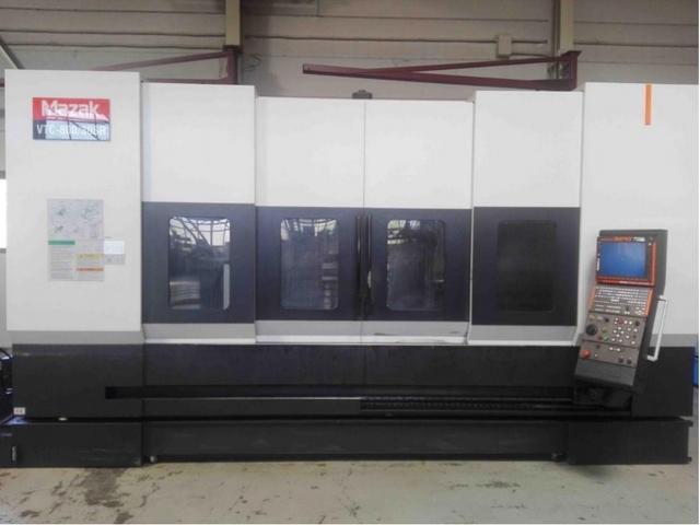 mehr Bilder Fräsmaschine Mazak VTC 800 / 30 SDR