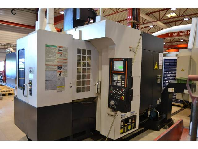 mehr Bilder Mazak Variaxis 500 5X II, Fräsmaschine Bj.  2005