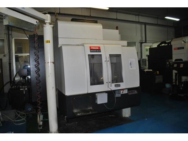 mehr Bilder Fräsmaschine Mazak Variaxis 630 5 X