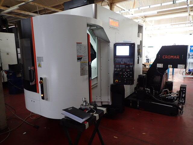 mehr Bilder Mazak Variaxis J-500 (4+1), Fräsmaschine Bj.  2015