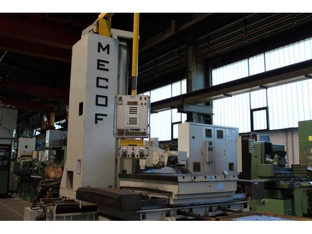 mehr Bilder Mecof HVM 5000 Bettfräsmaschinen