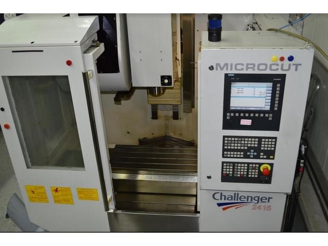 mehr Bilder Fräsmaschine Microcut Challanger MCV 2416