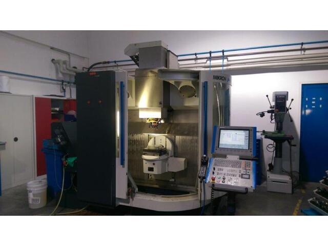 mehr Bilder Fräsmaschine Mikron UCP 600 Vario