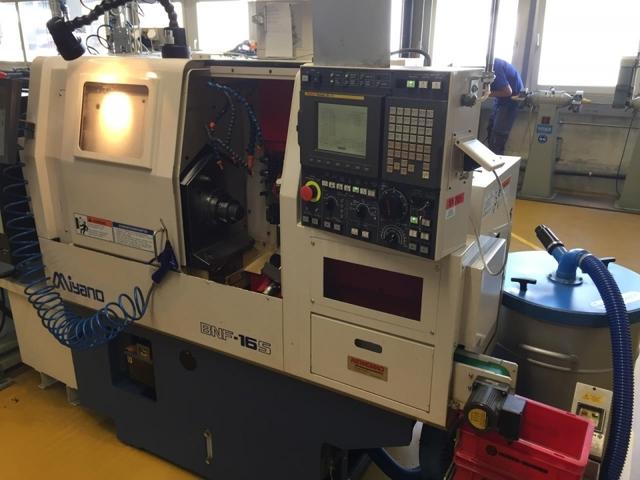 mehr Bilder Drehmaschine Miyano BNF 16 S