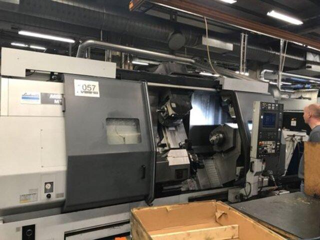 mehr Bilder Drehmaschine Mori Seiki MT 2500 SZ / 1500