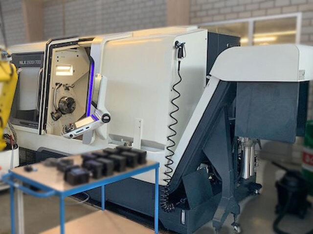 mehr Bilder Drehmaschine Mori Seiki NLX 2500 MC / 700