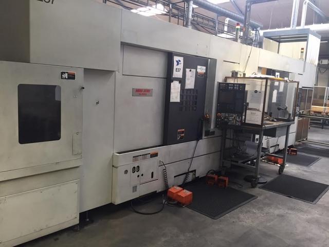 mehr Bilder Drehmaschine Mori Seiki NL 2500 S / 700 x 2 + Gantry