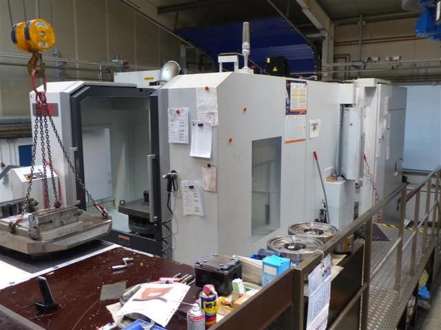 mehr Bilder Mori Seiki NMH 6300 DCG, Fräsmaschine Bj.  2013