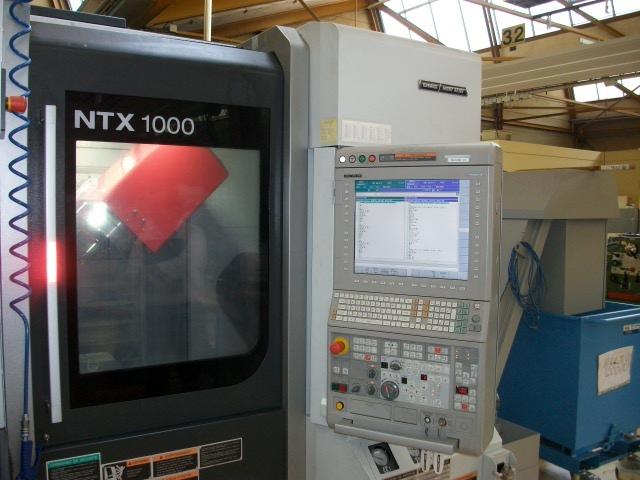 mehr Bilder Drehmaschine Mori Seiki NTX 1000 / SZM
