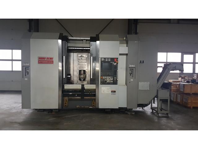 mehr Bilder Drehmaschine Mori Seiki NT 3200 DCG / 1000 SZM