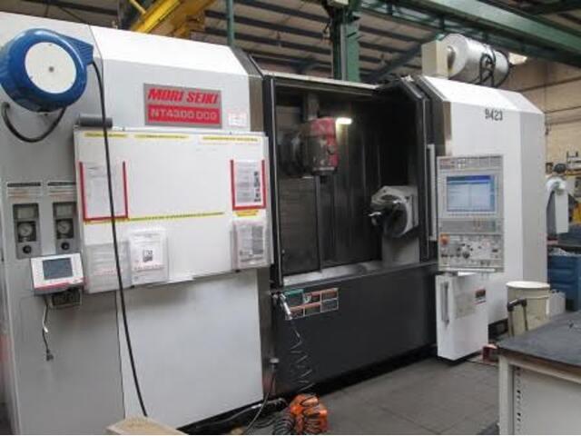mehr Bilder Drehmaschine Mori Seiki NT 4300 DCG 1500 SZ