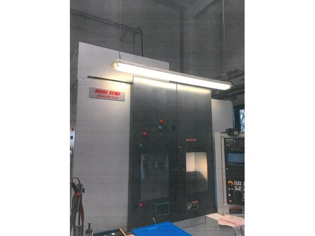 mehr Bilder Mori Seiki NV 4000 DCG, Fräsmaschine Bj.  2004