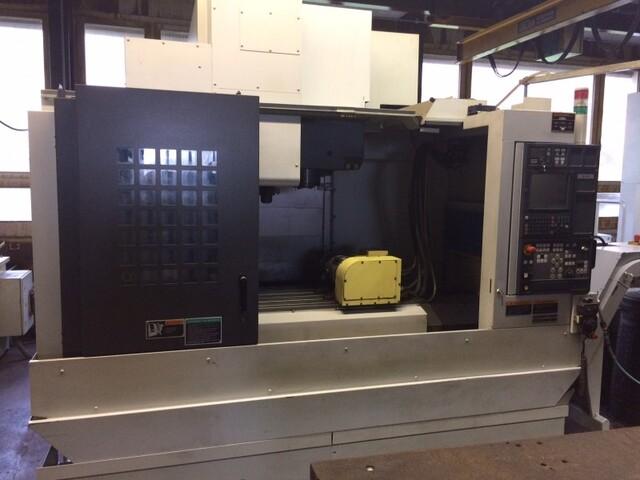 mehr Bilder Fräsmaschine Mori Seiki NV 5000 A 1B / 40