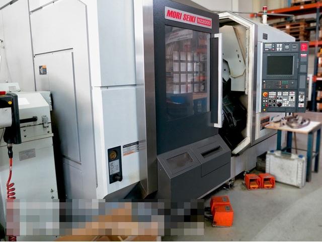 mehr Bilder Drehmaschine Mori Seiki NZ 2000 T3Y3