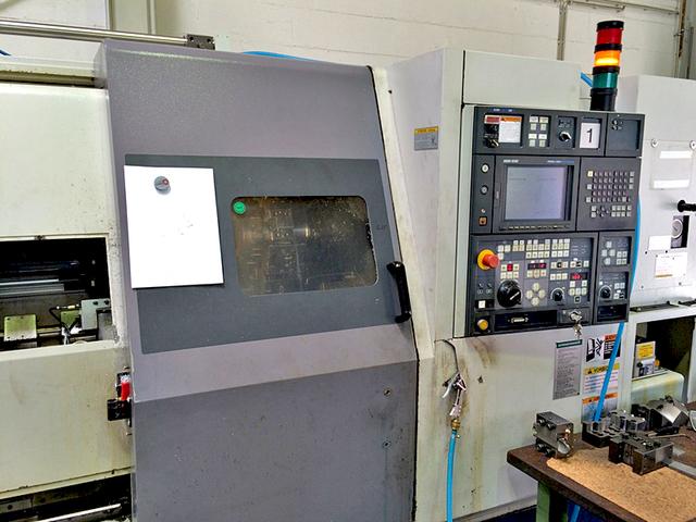mehr Bilder Drehmaschine Mori Seiki ZL 250 SMC