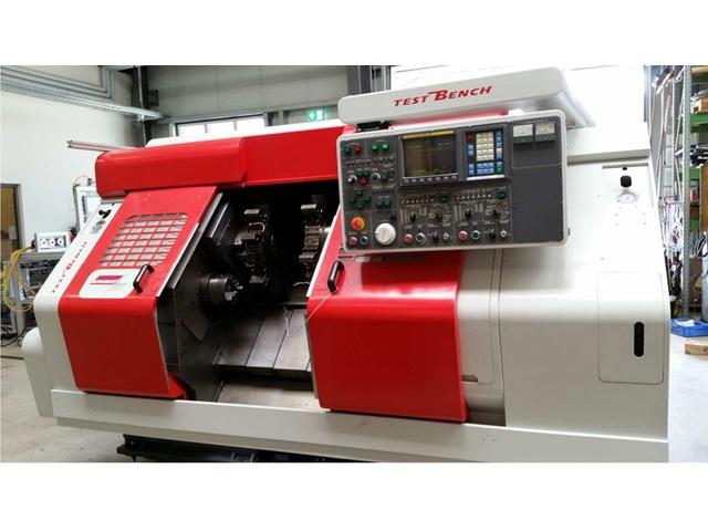 mehr Bilder Drehmaschine Nakamaura TW 20 Vorführ/demo machine