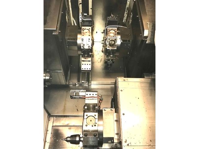 mehr Bilder Drehmaschine Nakamura Super NTM 3