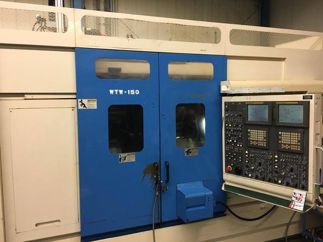 mehr Bilder Drehmaschine Nakamura WTW 150