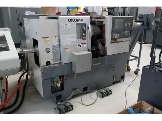 mehr Bilder Drehmaschine Okuma ES L 8 II M