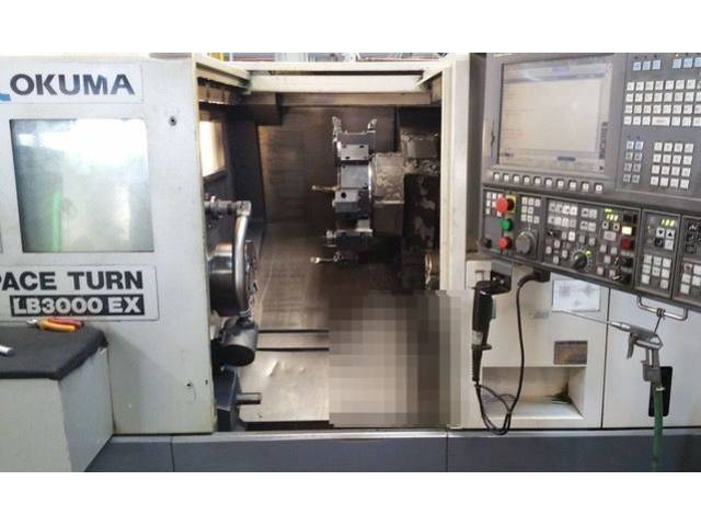 mehr Bilder Drehmaschine Okuma LB 3000 MW 500