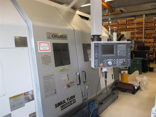 mehr Bilder Drehmaschine Okuma LU 300  MY - 2SC 1000