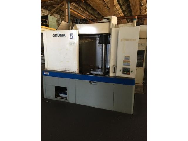mehr Bilder Fräsmaschine Okuma MA 500 HB