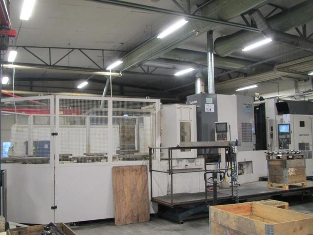 mehr Bilder Okuma MA 600 HB, Fräsmaschine Bj.  2008