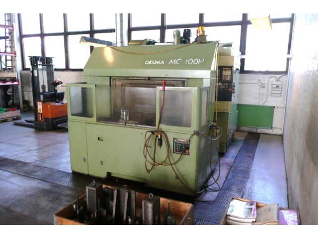 mehr Bilder Okuma MC 400 H, Fräsmaschine Bj.  1991