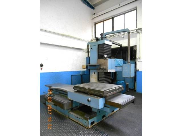 mehr Bilder PBR AF 100 CNC Bohrwerke