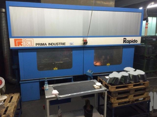 mehr Bilder Prima Industrie 3D Rapido 5 Laserschneidanlagen