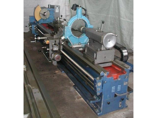 mehr Bilder Drehmaschine Rjasan Typ 16 K 40/4