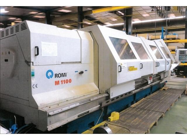 mehr Bilder Drehmaschine Romi M 1000