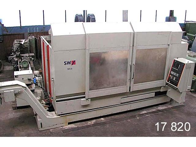 mehr Bilder SW BA 35, Fräsmaschine Bj.  1996