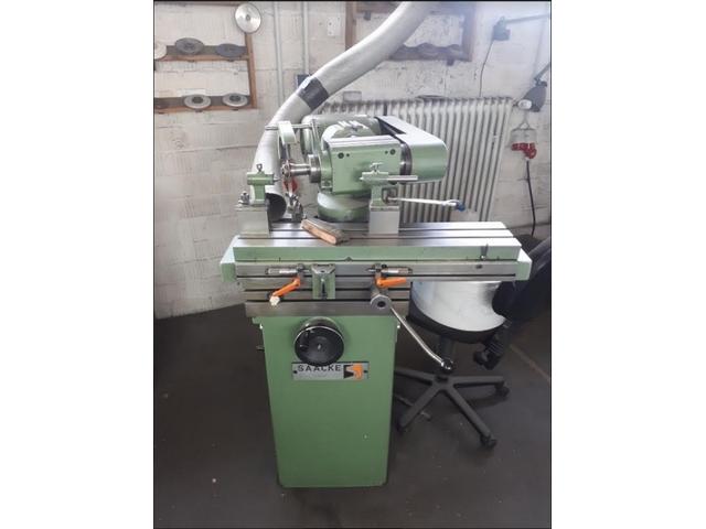 mehr Bilder Schleifmaschine Saacke UWIA