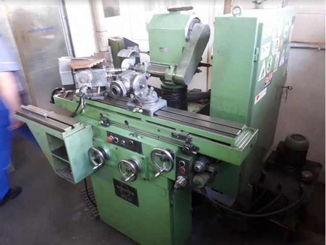 mehr Bilder Schleifmaschine Schütte WU 50