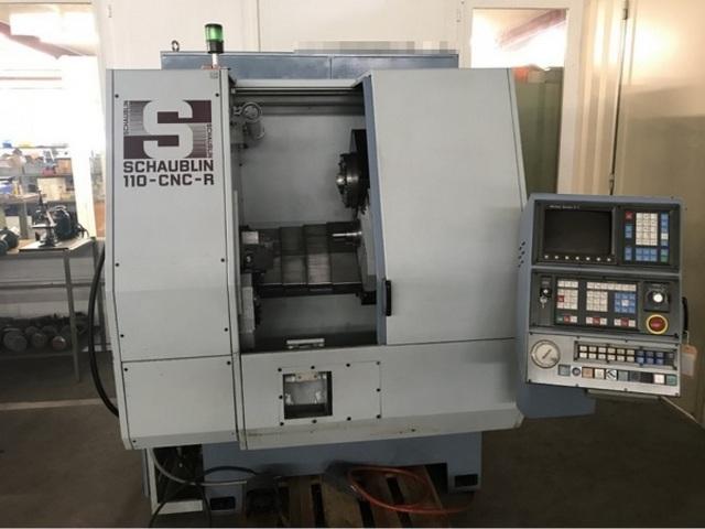 mehr Bilder Drehmaschine Schaublin 110 CNC R