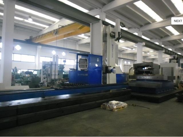 mehr Bilder Soraluce FR 26000 MT Bettfräsmaschinen