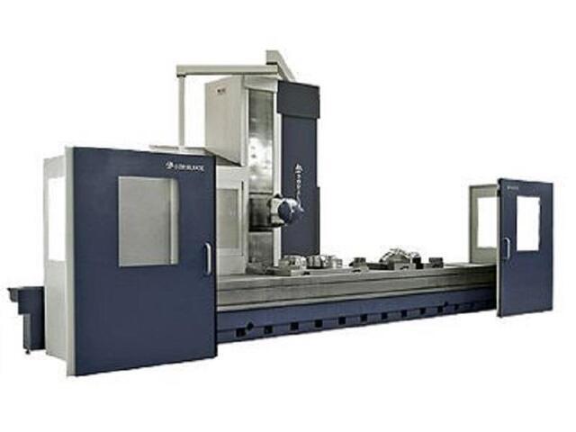 mehr Bilder Soraluce SM 8000 rebuilt Bettfräsmaschinen